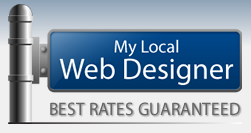 my local web designer logo Going Socially Viral